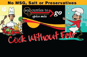 Ace Curries To Go Ltd