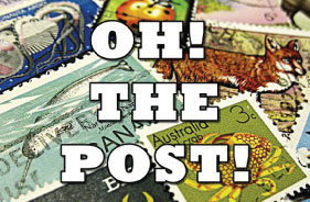 Oh The Post!